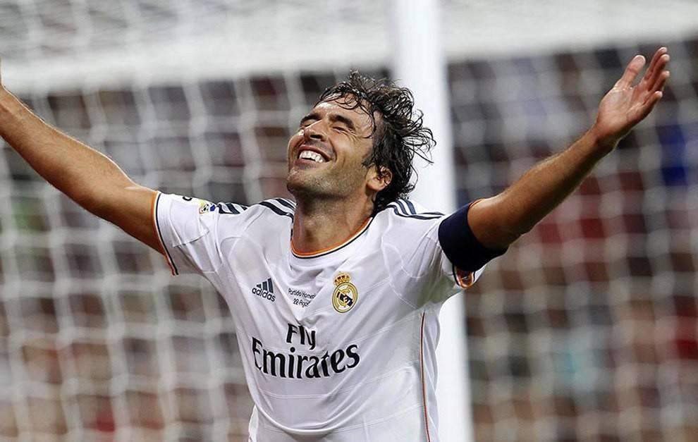 Рауль гонсалес: биография и фото футболиста