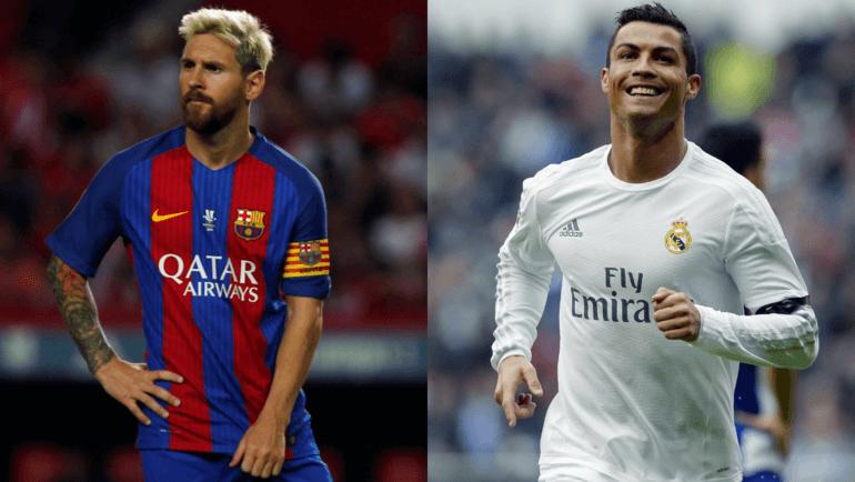Кто лучше играет в футбол: лионель месси или криштиану роналду