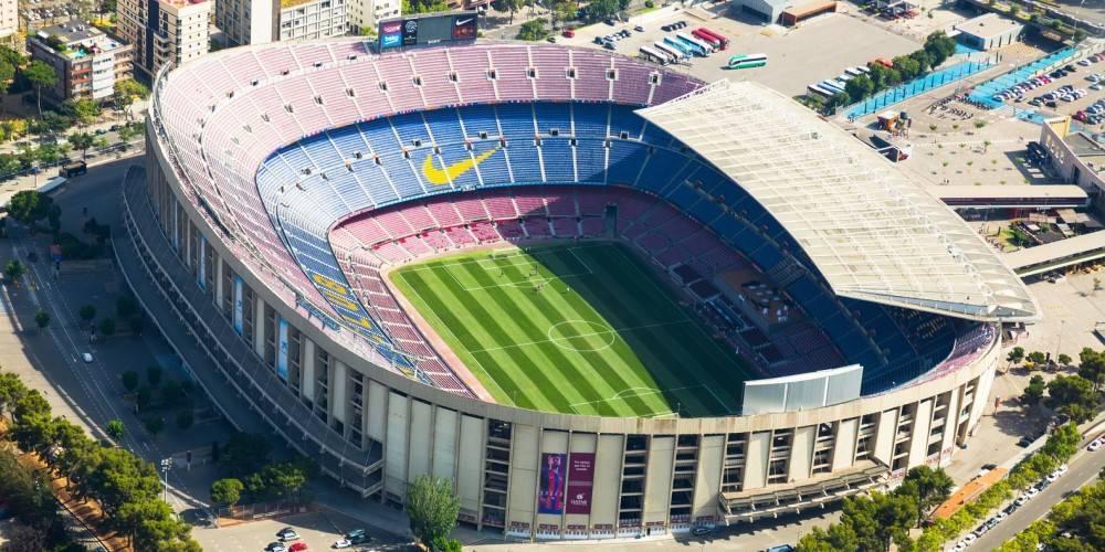 Самые большие футбольные стадионы в мире: топ-10