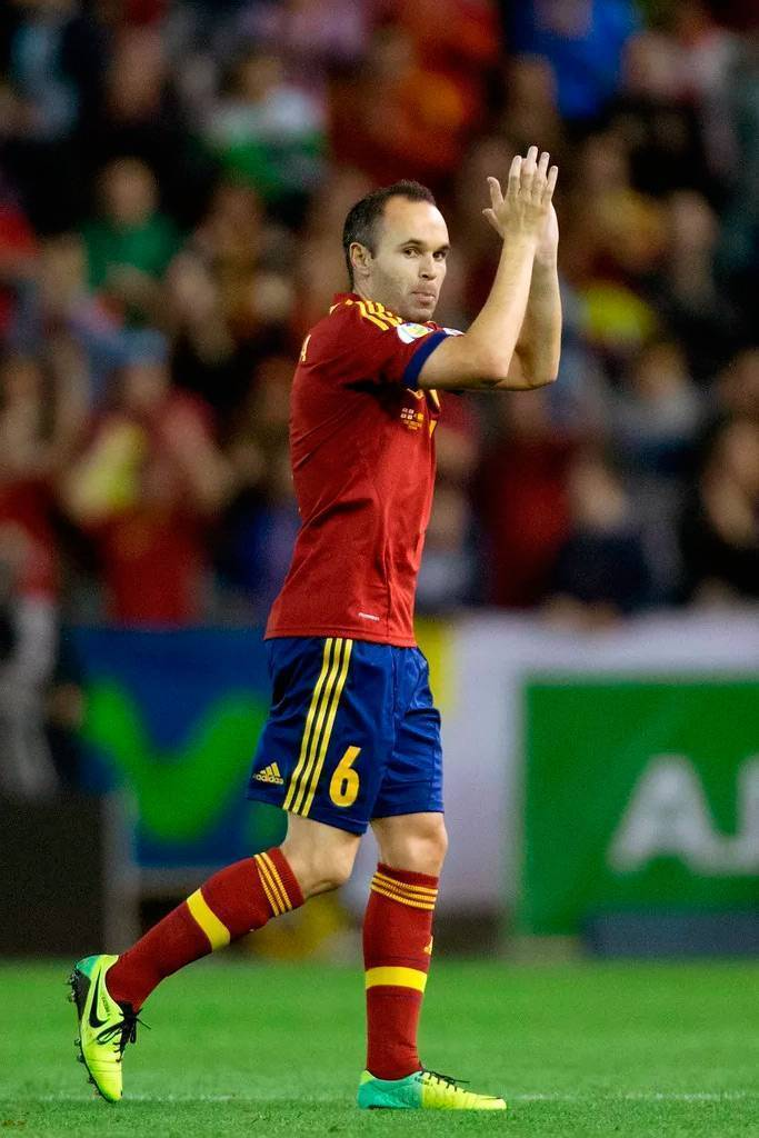 Известные испанские футболисты — лучшие игроки испании за всю историю