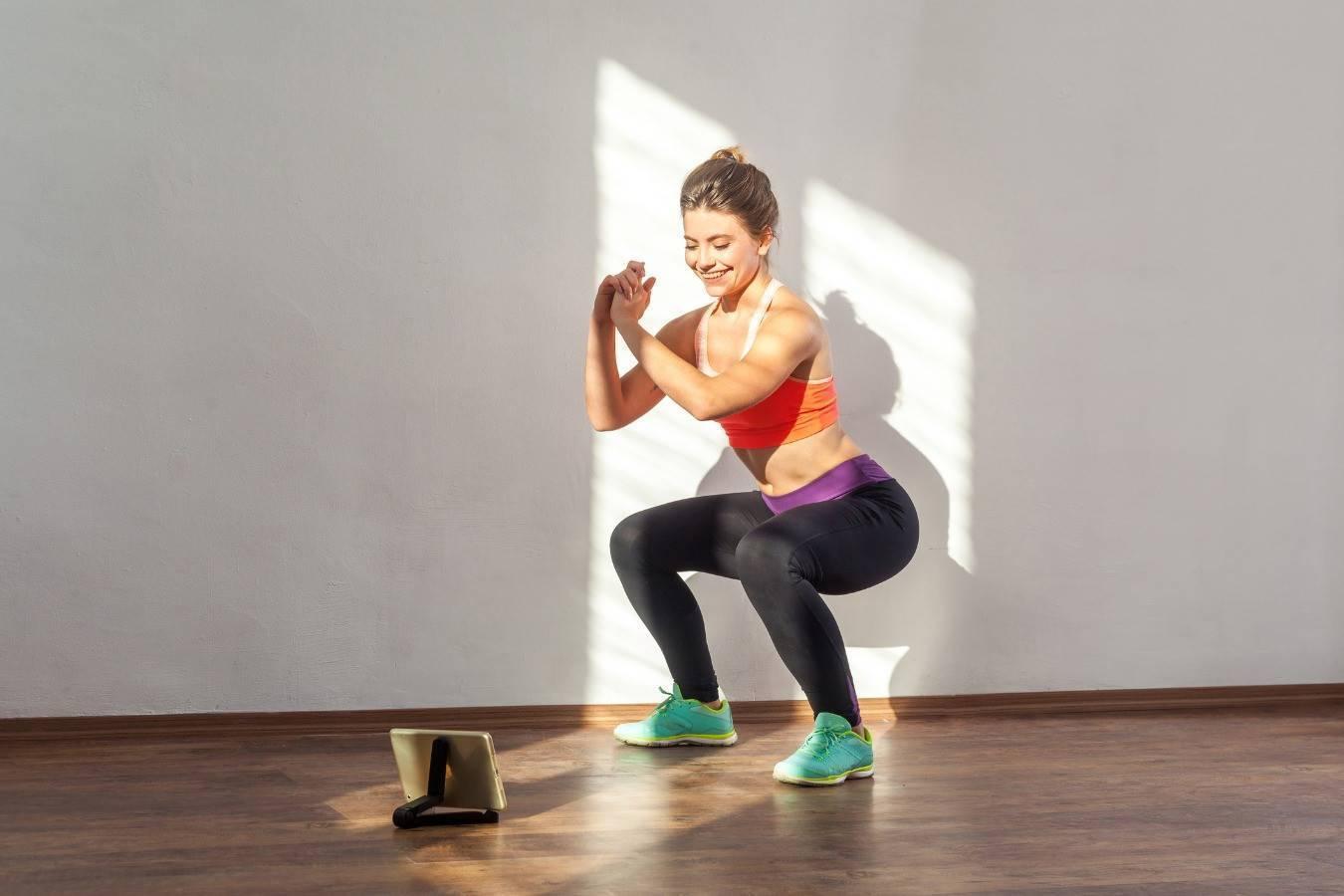 Ноги - упражнения и особенности тренировки