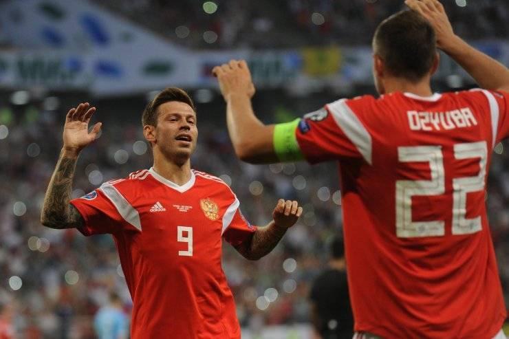 7 величайших матчей сборной россии. отфранции доиспании