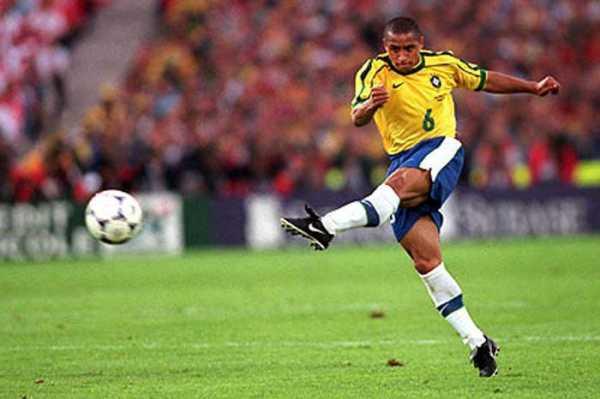 Самый сильный удар футболе. у какого футболиста самый сильный удар в мировом футболе