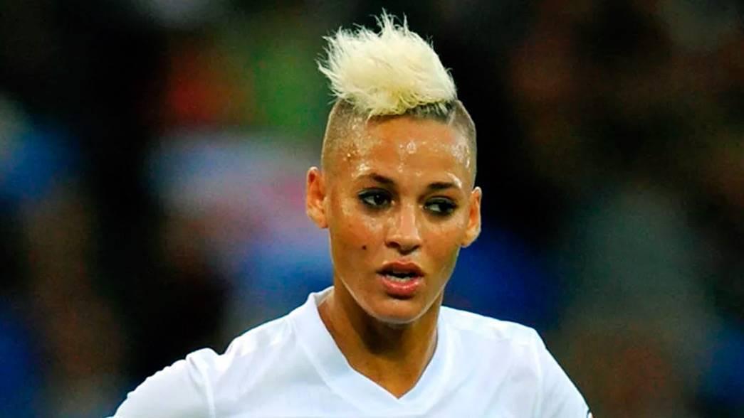 Главная бунтарка женского футбола: ненавидит трампа, не скрывает гомосексуальность, тащит сша на чм