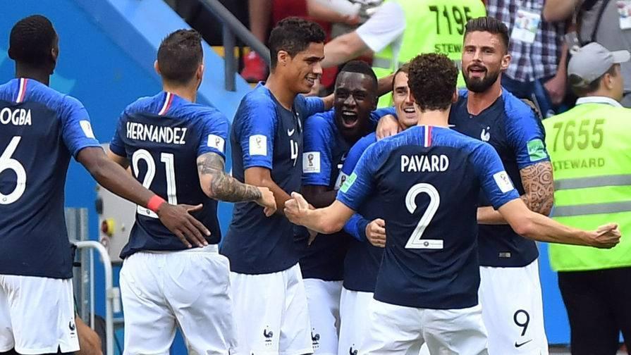 Лучшие вратари сборной франции