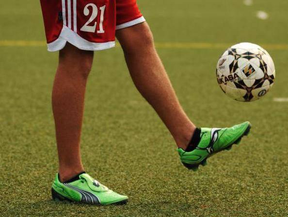 Учимся набивать мяч на ноге. как набивать мяч на ноге – практические советы