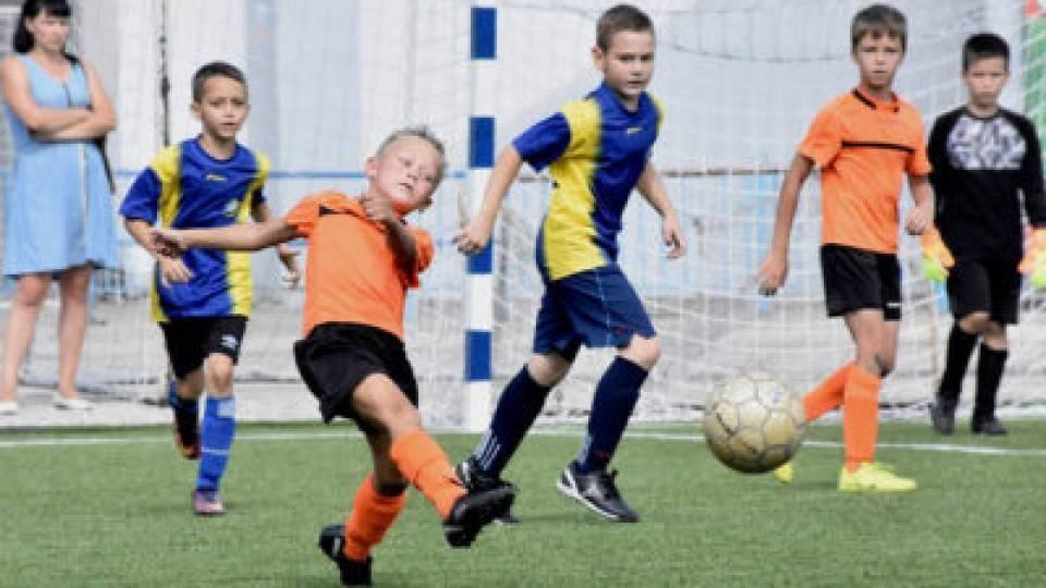 Футбол для детей: с какого возраста икакая польза