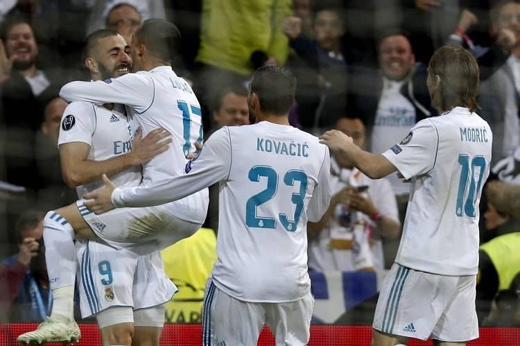 Победные серии европейских клубов