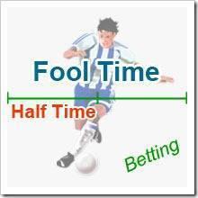 Разбор стратегии тайм-матч в футболе
