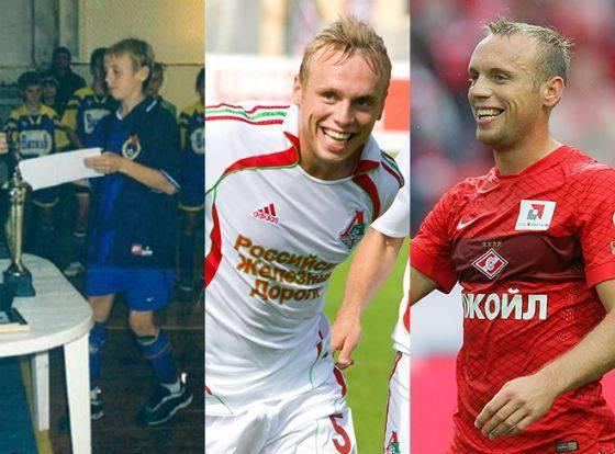 Футболист денис черышев - биография, фото, личная жизнь, карьера