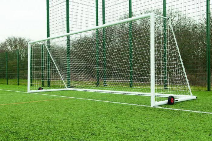 Для чего в футболе меняются воротами