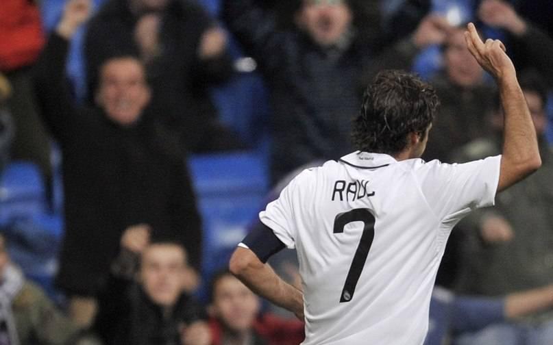 Рауль гонсалес — великолепная «семерка. рауль гонсалес футболист рауль гонсалес