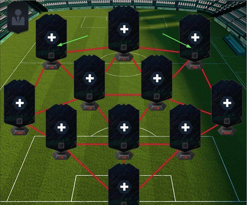 Рианчо говорит много глупостей, но 4-3-3 действительно лучшая схема для топ-клуба