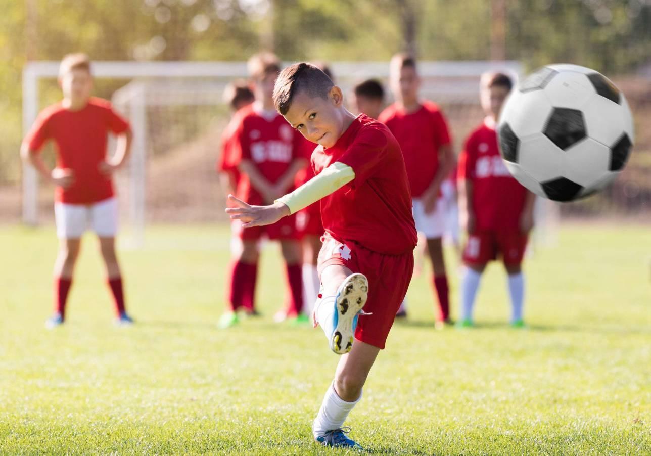 Как стать футболистом