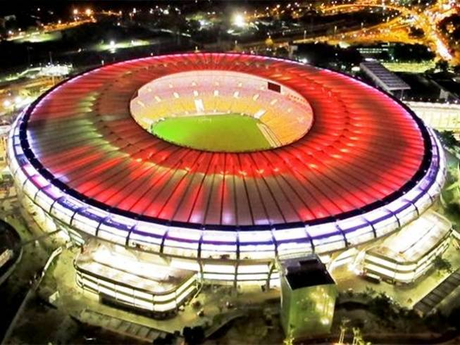 Самые большие стадионы мира по футболу