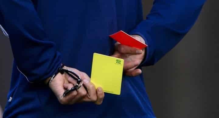 Стратегия ставок на жёлтые карточки