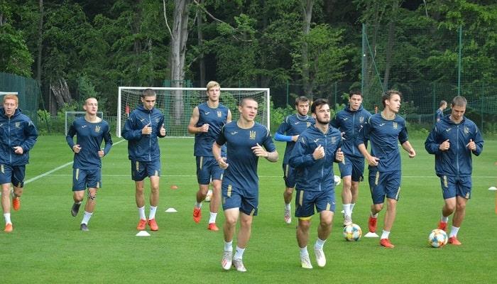 Список игроков сборной украины по футболу