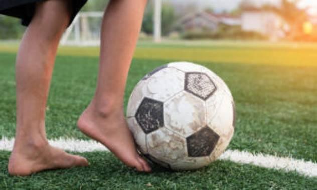Польза от футбола для детей