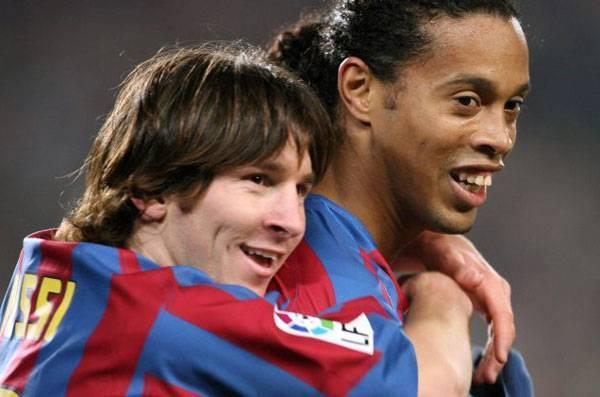 Роналдиньо — футболист, который играл с улыбкой