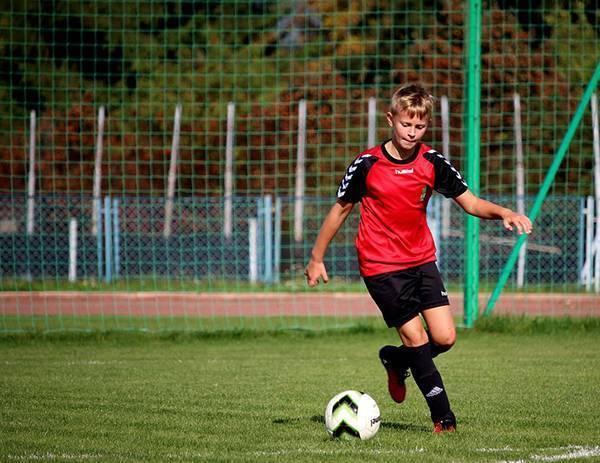 Польза и вред футбола для детей