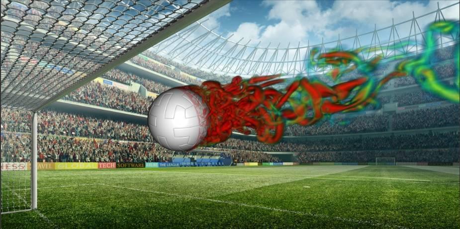 Как сделать крученый удар. кручёный удар в футболе