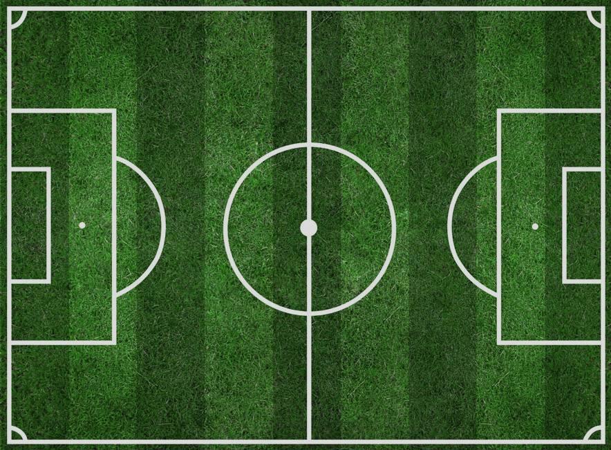 Размеры поля для минифутбола. размеры площадки для минифутбола