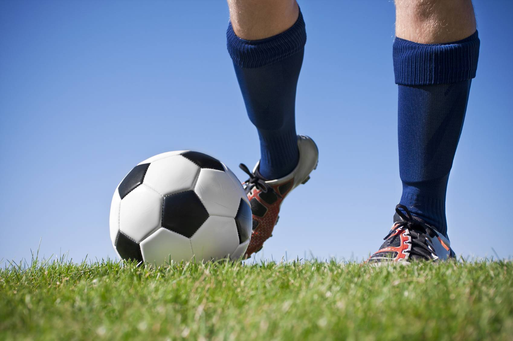 Дриблинг в футболе