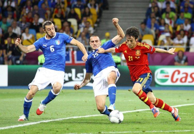 Виды ударов по мячу в футболе: техника выполнения, фазы удара