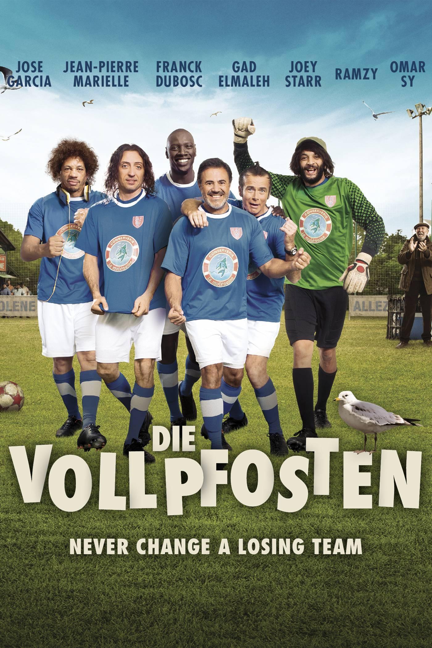 Комедии про футбол