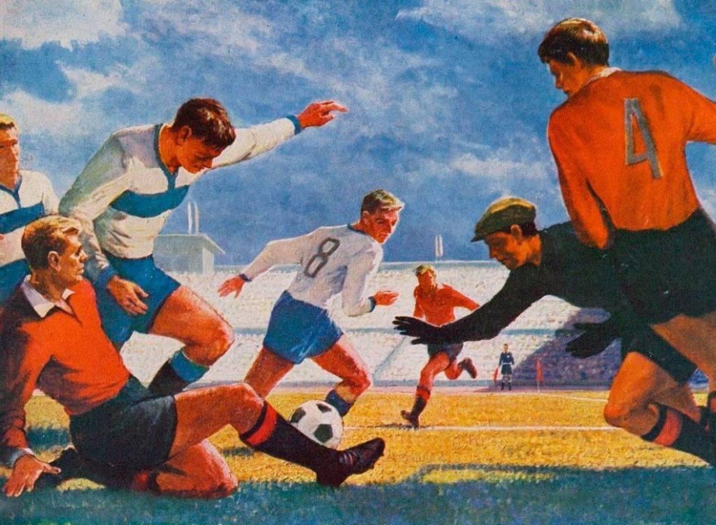 Периодизация истории российского футбола
