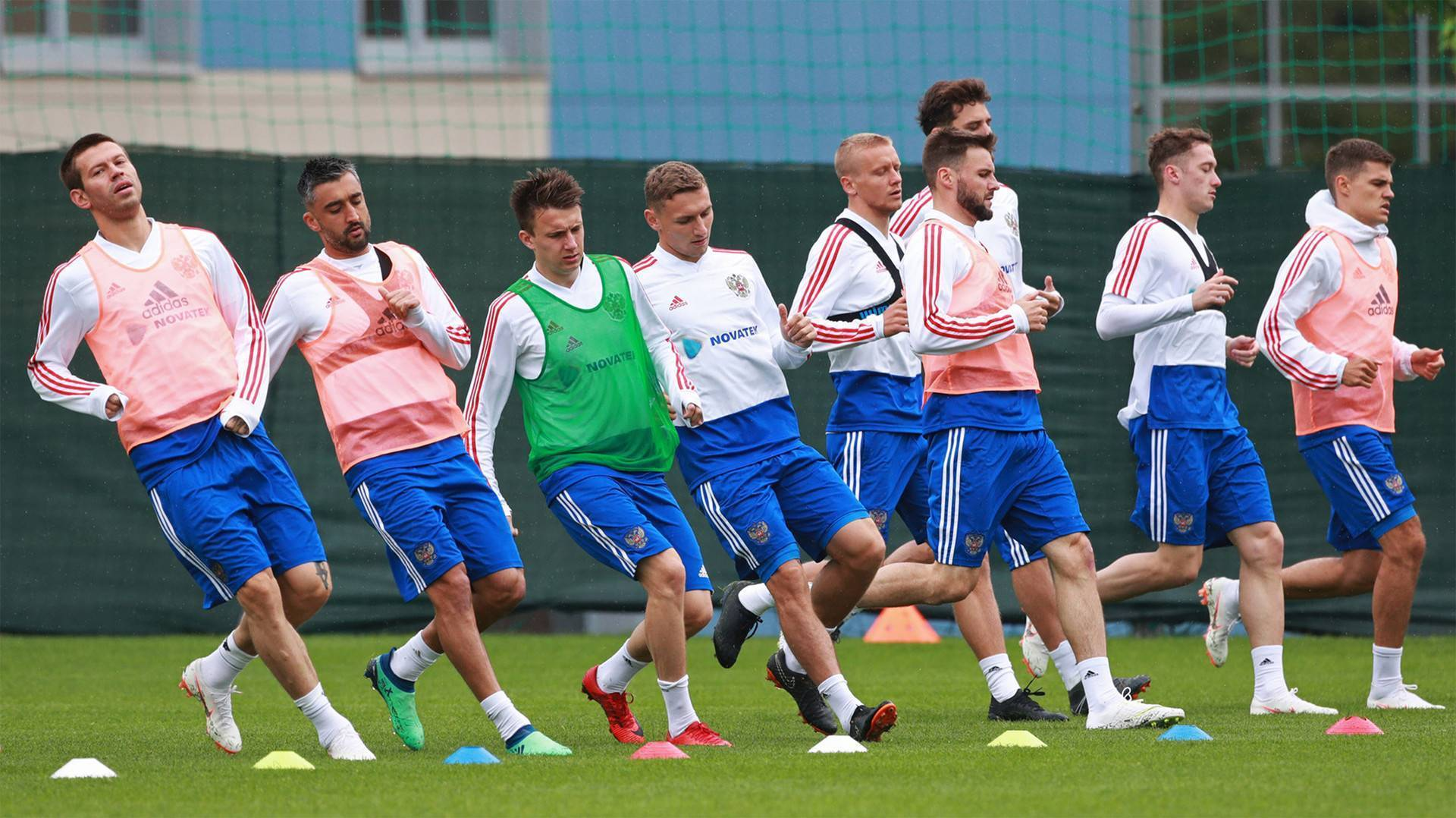 Тест на знание сборной россии по футболу