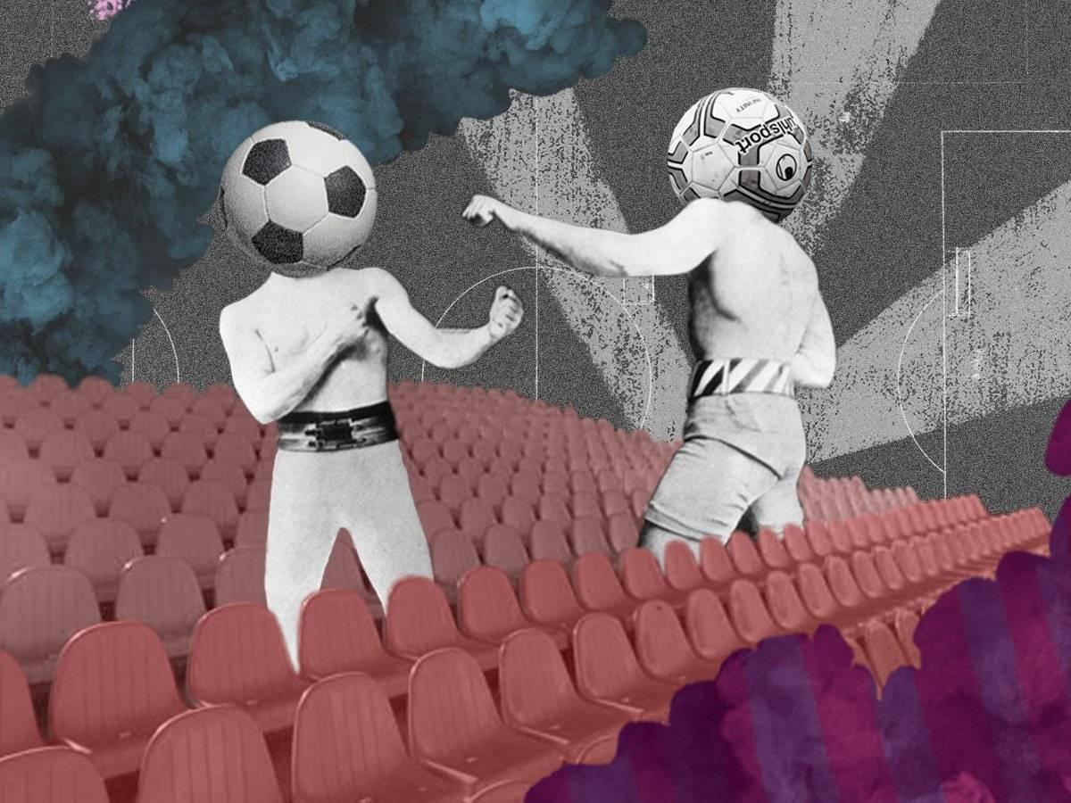 Что такое «ультрас». футбольные ультрас
