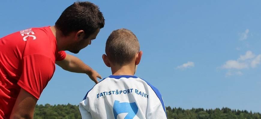 Тренировки футболистов