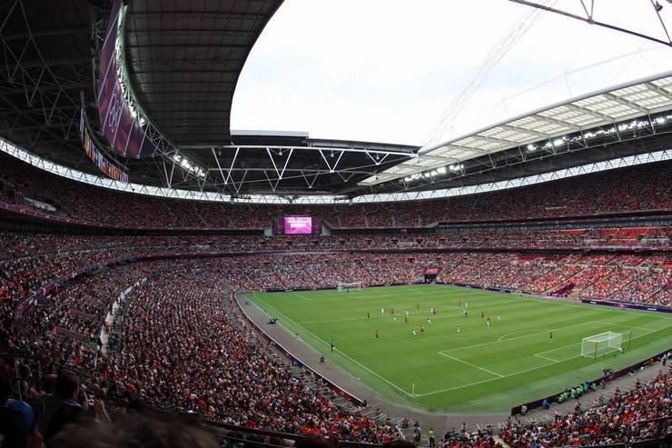 Топ 10 самых больших стадионов в мире по футболу