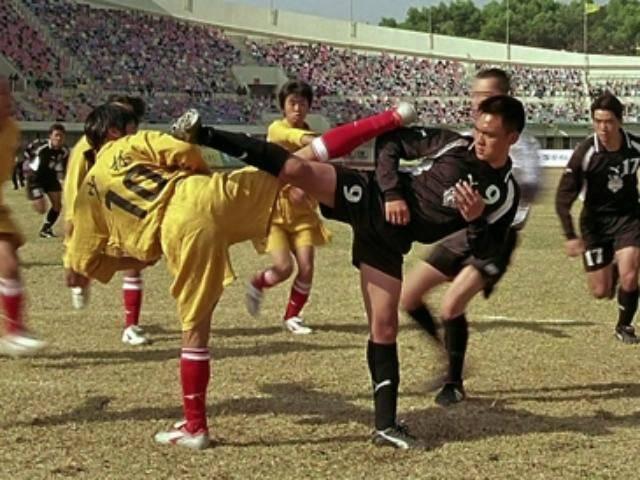 Фильмы про футбол – список 10 лучших