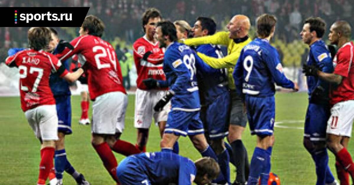 Проблемы судейства в российском футболе