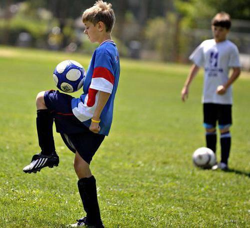 Руководство по футболу: как научиться набивать мяч на ноге?