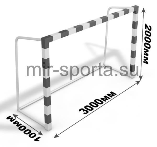 Какова длина футбольного поля?