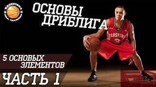 Ведение в баскетболе