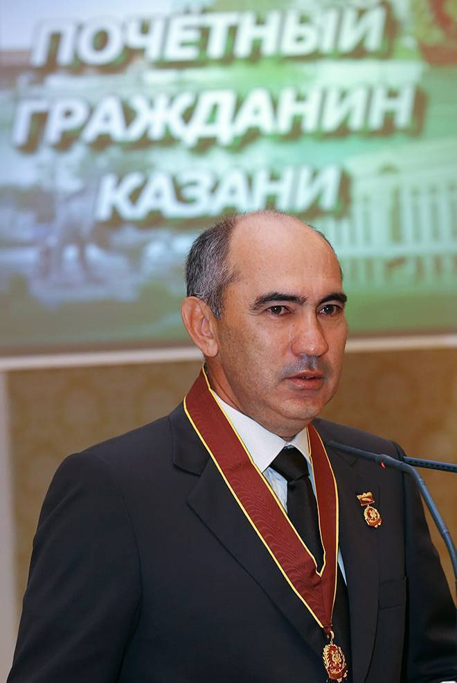Бердыев, курбан бекиевич